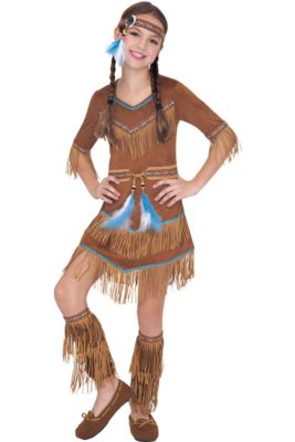 1dc62cdae33e Indian   Cowboy Costumes - Indian Halloween Costumes