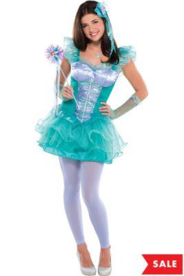 b311cb982f5b0 Teen Girls Ariel Costume - The Little Mermaid