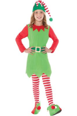5aa05e27f Christmas Elf Costumes for Kids & Adults - Elf Outfits & Accessories ...