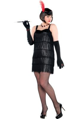 8b0e0236577 1920s Costumes - Flapper   Gangster Costumes