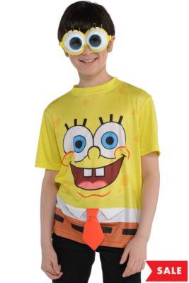 Child SpongeBob T Shirt
