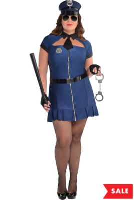 89dd677e Police Costumes - Sexy Cop Costumes for Women | Party City