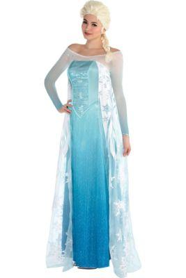 df45d9df34 Disney Frozen Elsa Costumes