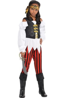 10e32cdb Pirate Costumes for Kids & Adults | Party City