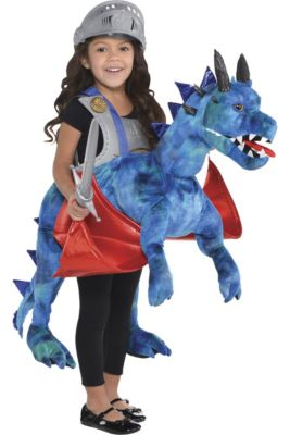 Ride-On & Piggyback Costumes | Party City