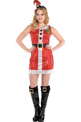 click to favorite santa dress