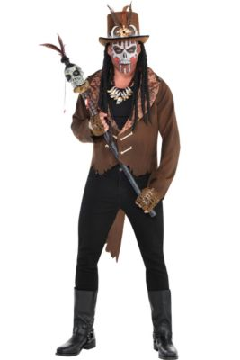 Witch Doctor Costume Accessories   Party City