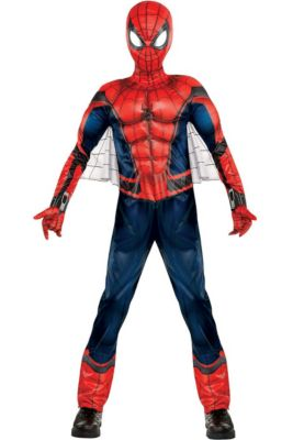3fe280ae9 Spiderman Costumes for Kids   Adults - Spiderman Halloween Costumes ...