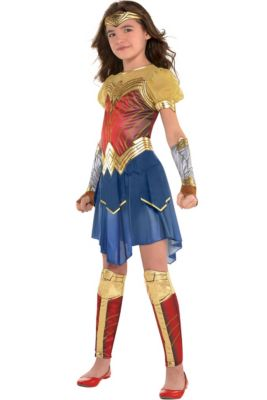 c0b89f19 Wonder Woman Costumes for Kids & Adults | Party City