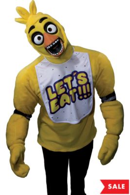 adult chica costume five nights at freddys