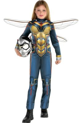 girls wasp costume ant man and the wasp