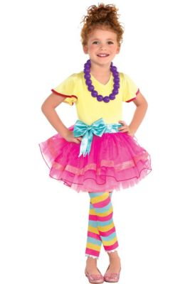 Girls Fancy Nancy Costume