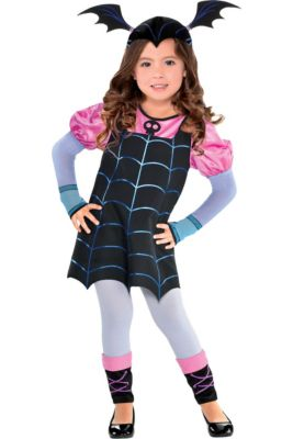 girls vampirina vee costume