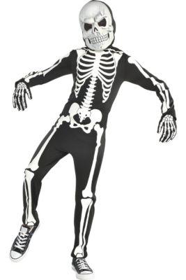 4d525baf8 Skeleton Costumes for Kids & Adults - Skeleton Halloween Costumes ...