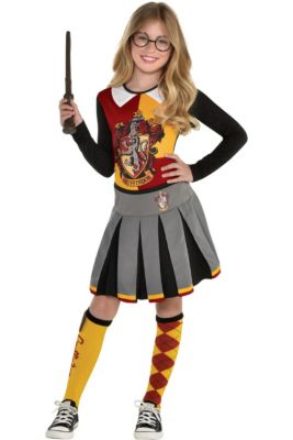 Hermione Halloween Costume Ideas.Harry Potter Costumes Party City