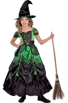 Witch Costumes for Adults & Kids | Party City