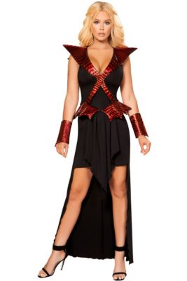 Halloween costumes for women party city womens dragon slayer costume solutioingenieria Images