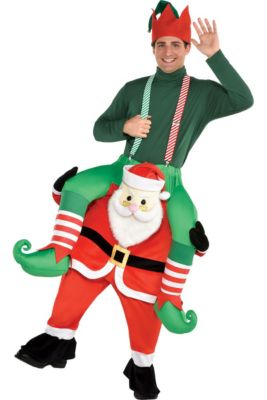 04612e5bac4b Adult Santa Ride-On Costume