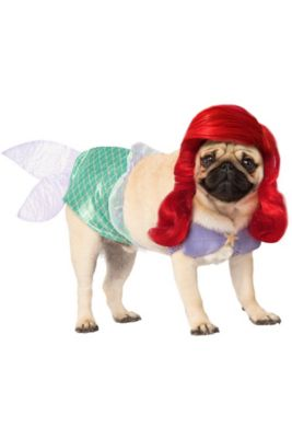 Ariel Dog Costume - The Little Mermaid ef6da367b