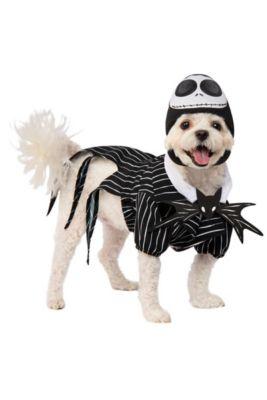 jack skellington dog costume the nightmare before christmas - Large Dog Christmas Outfits