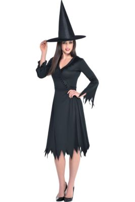 7c7a8d184c2 Witch Costumes for Adults   Kids