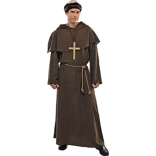 Adult Medieval Friar Costume