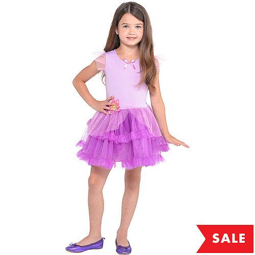 girls tutu rapunzel dress