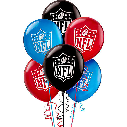 NFL Drive Balloons 6ct