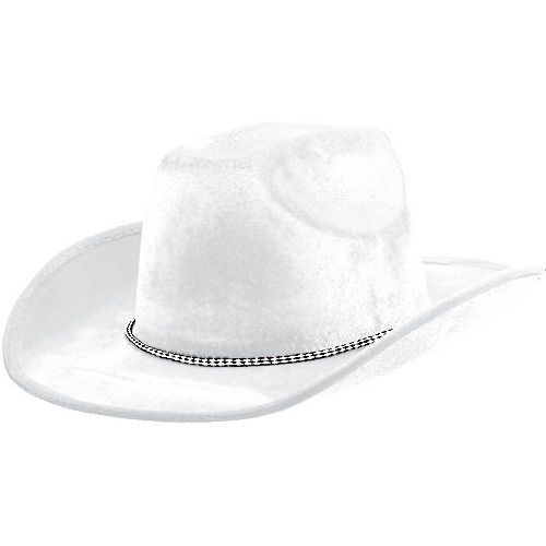 6f7a54520 White Accessories - White Wigs, Hats & Jewelry   Party City