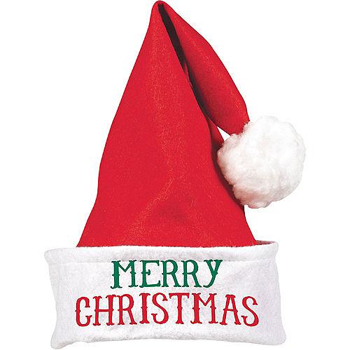 Merry Christmas Santa Hat