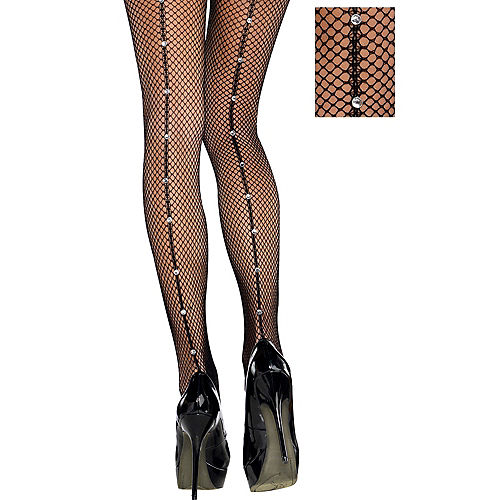fb378d62ba6e3a Fishnet Stockings & Pantyhose for Women | Party City Canada