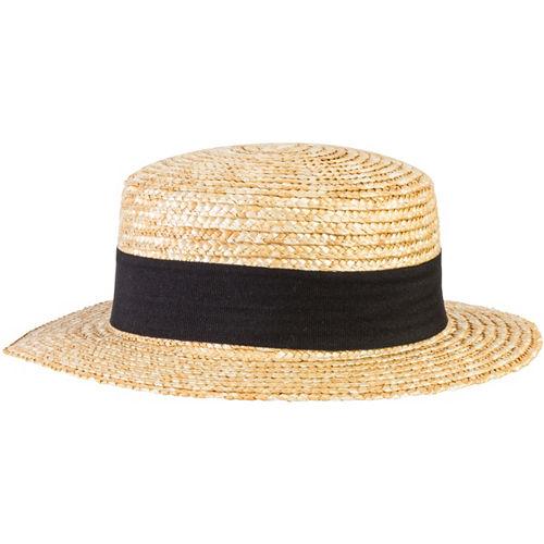 9a83828188f3 Roaring  20s Straw Skimmer Hat