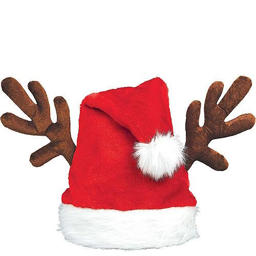 d17a8568c Santa Hats, Beards, Gloves & More | Party City