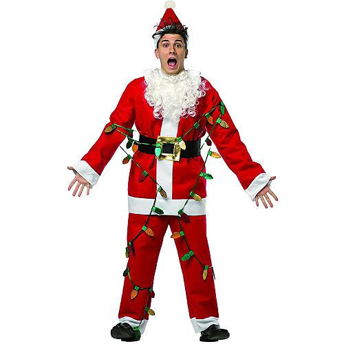 national lampoons christmas vacation santa suit