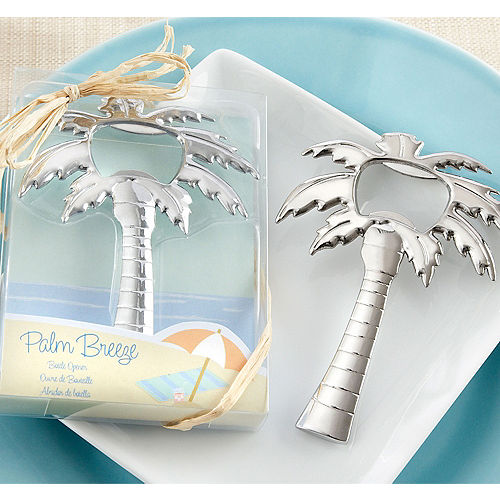 Wedding Barware Favors - Coasters & Bottle Openers   Party City