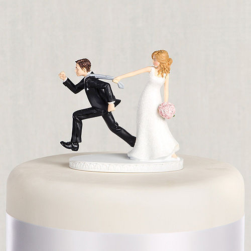 Wedding Cake Toppers Monogram Funny Cake Toppers Party City