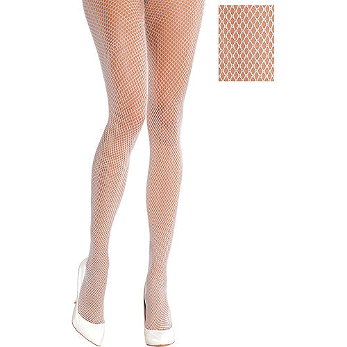 58ac12dc33cc6 Fishnet Stockings & Pantyhose for Women | Party City