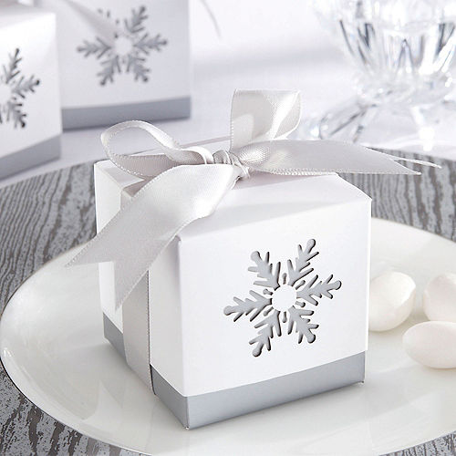 Winter Wedding Favors Party City