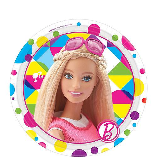 Barbie Dessert Plates 8ct