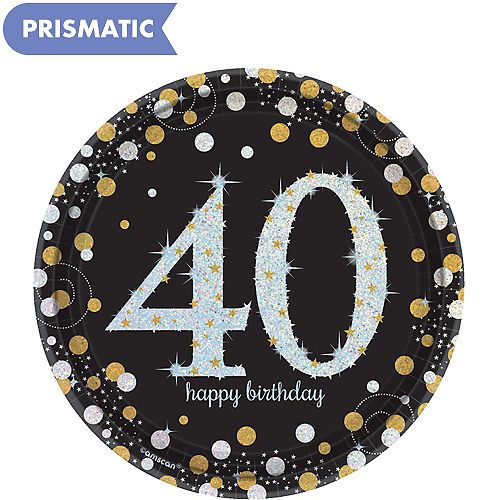 40th Birthday Party Supplies 40th Birthday Ideas Themes Party City