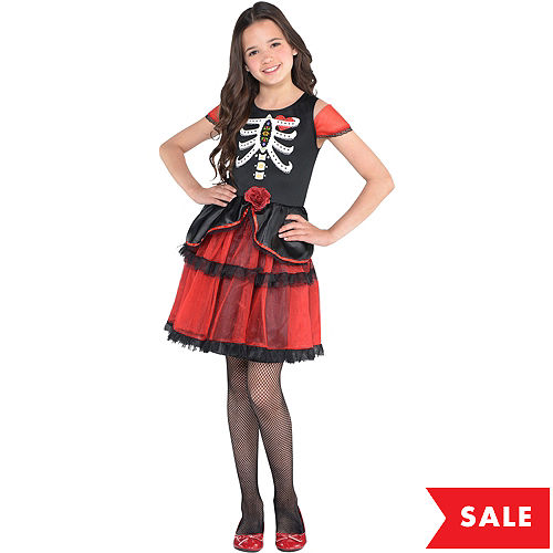 ce4fe0ca647 Day of the Dead Costumes - Day of the Dead Halloween Costumes ...