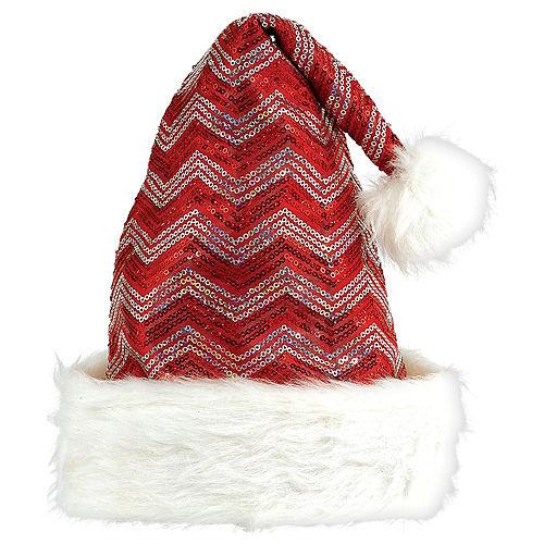 d8291198c71c58 Santa Hats, Beards, Gloves & More   Party City