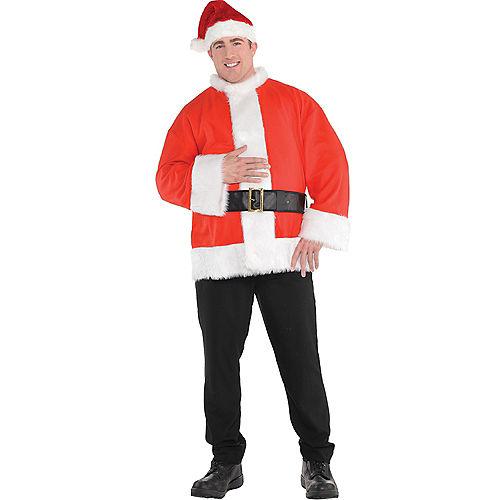 Santa Accessory Kit Plus Size - Santa Suits & Costumes Party City