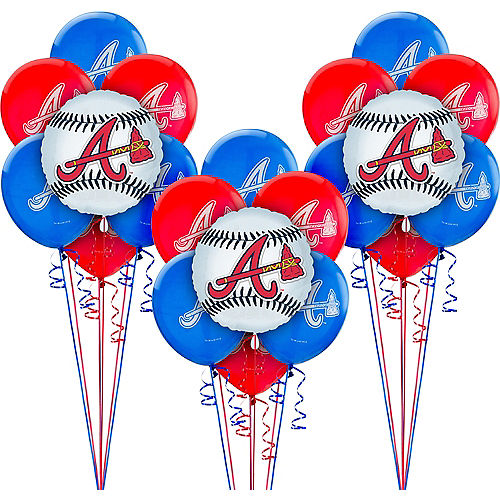 MLB Atlanta Braves Party Supplies | Party City Canada