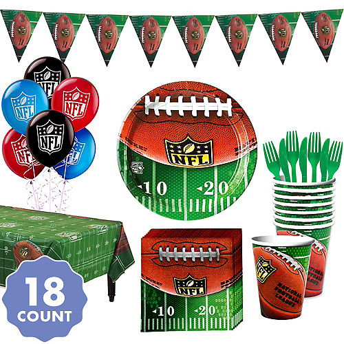 nfl football party supplies decorations party city