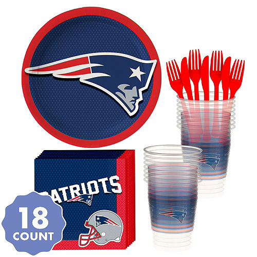 e2a185ea New England Patriots Party Supplies & Decorations | Party City