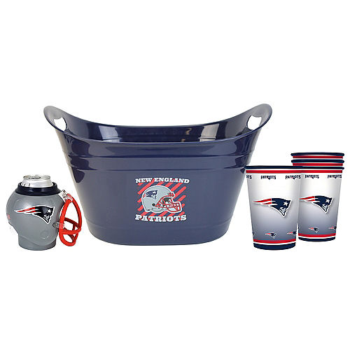 sports shoes db904 8c862 New England Patriots Party Supplies & Decorations | Party City