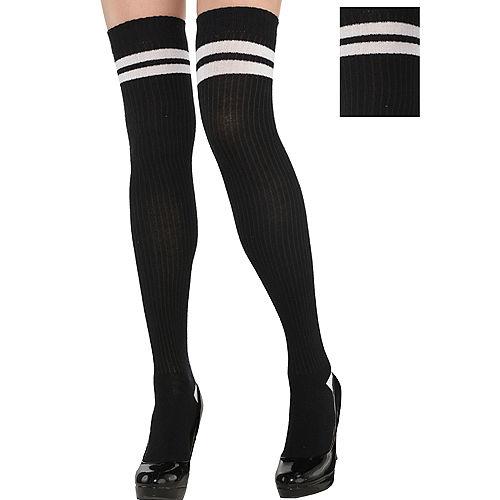 23b8451364395 Knee High Socks for Girls & Women - Ankle Socks | Party City