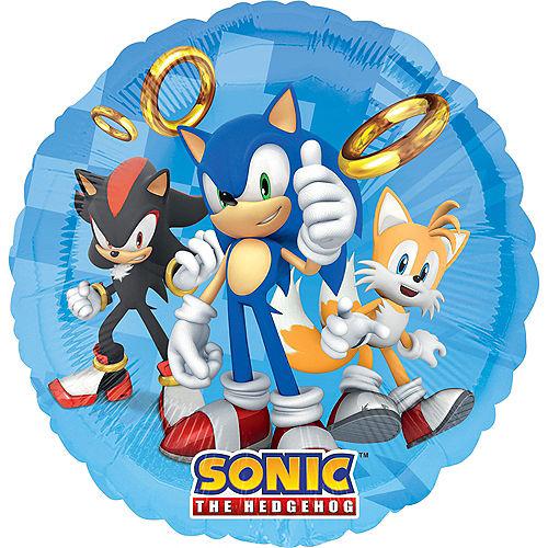 Sonic The Hedgehog Balloon