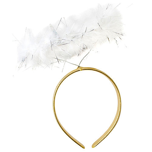Light Up Angel Halo Headband